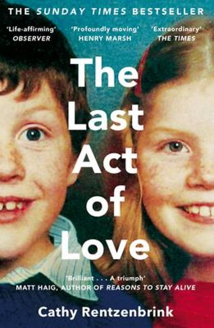The last act of love – Cathy Rentzenbrink