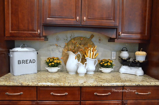 Ironstone - Fall Decor - Kitchen - Housepitality Designs