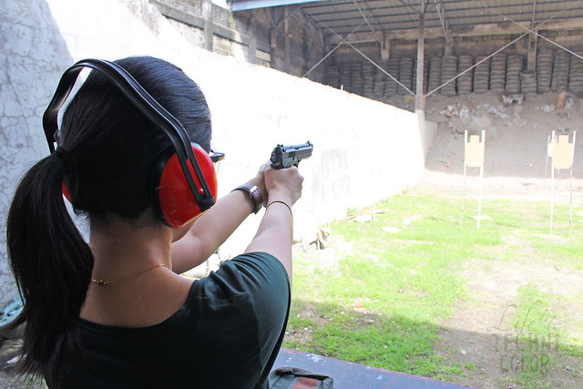 Mountain Clark Firing Range