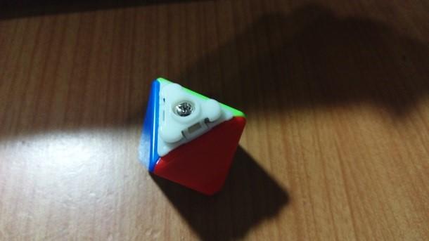 魔方格磁力金字塔-鈴塔