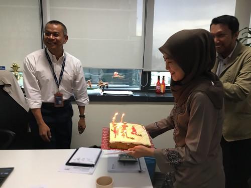 Birthday MSB @ Office
