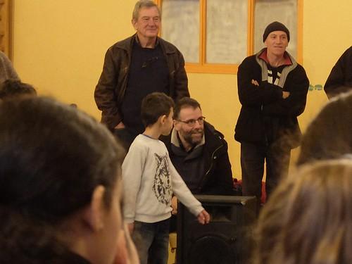 Avec Michel Buhler et Didier Brassac