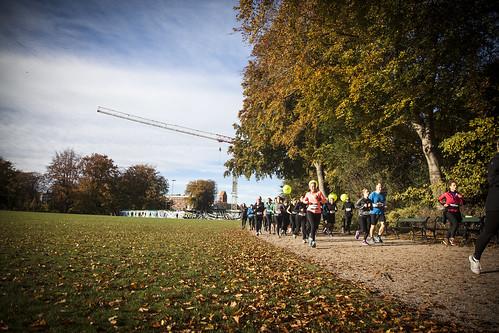 Nike Marathon StartOp 2016