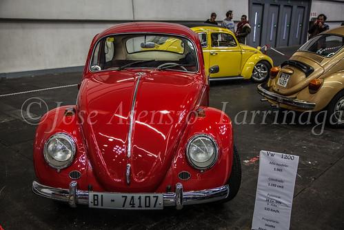 Volkswagen Beetle .Retro Clasica #BEC #RetroClasica16 #DePaseoConLarri #Flickr      -2371