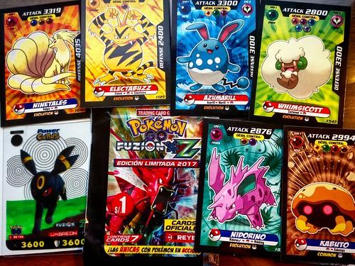 Cartas Pokémon - Tres Reyes, Perú