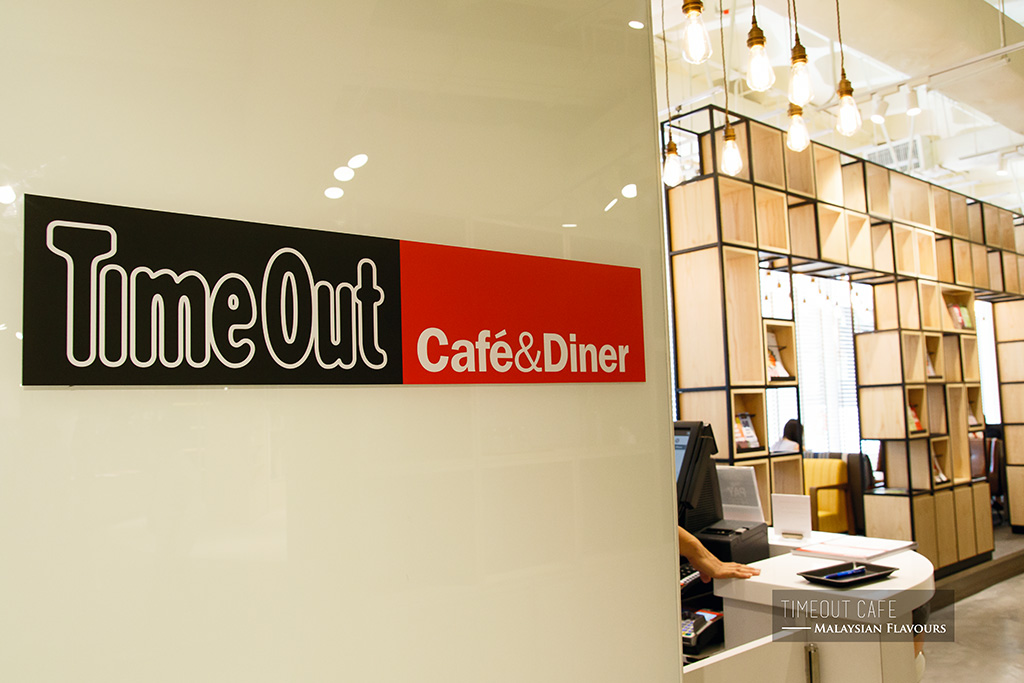 TimeOut Cafe & Diner