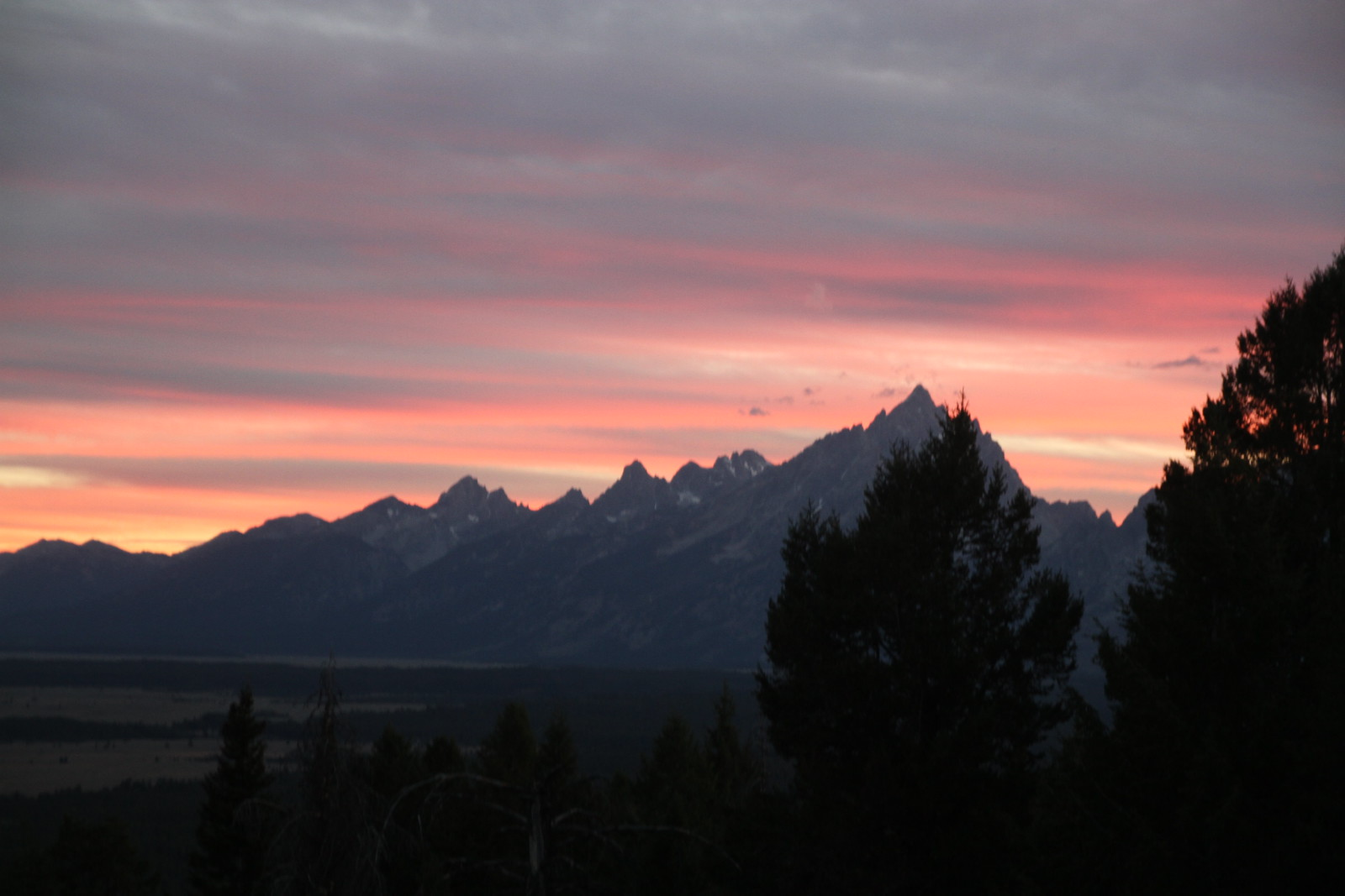 tetons sunset from signal mtn IMG_0101