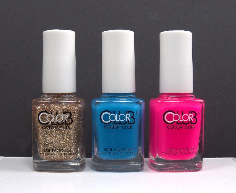 Color Club CesarsShop Pop Wash Collection