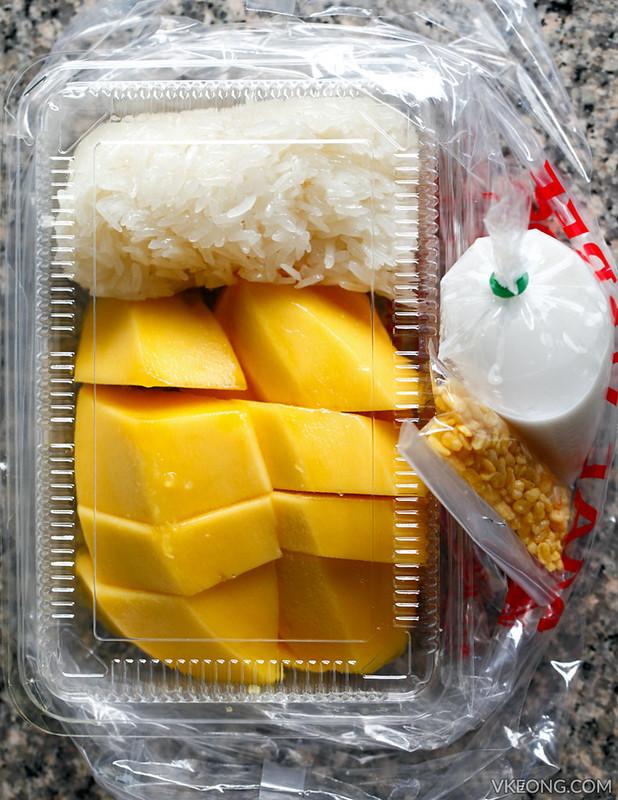 Mae Varee Mango Sticky Rice Bangkok