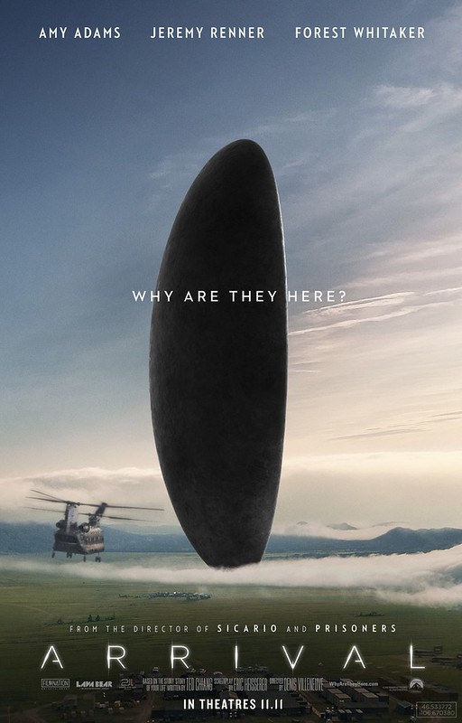 Arrival - Poster 4