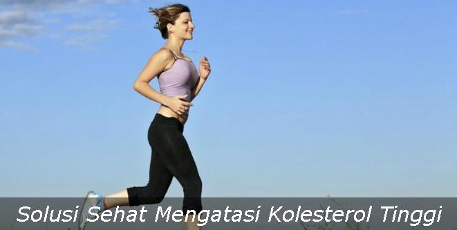 Solusi Sehat Mengatasi Kolesterol Tinggi