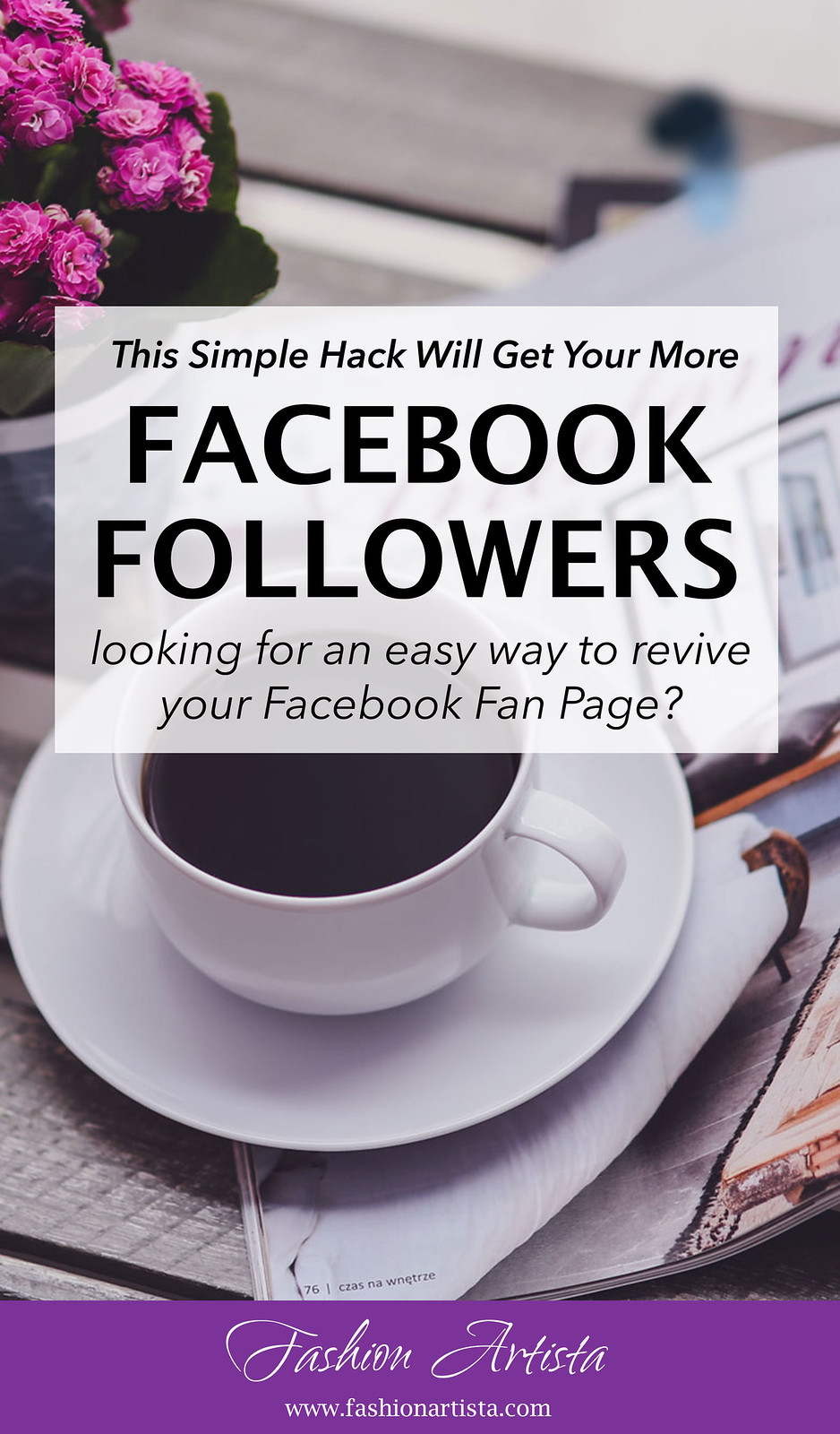 www.fashionartista.com - Get More Facebook Page Likes With this Powerful Hack - and you can also get my free ultimate guide to Effective Facebook Targeting!