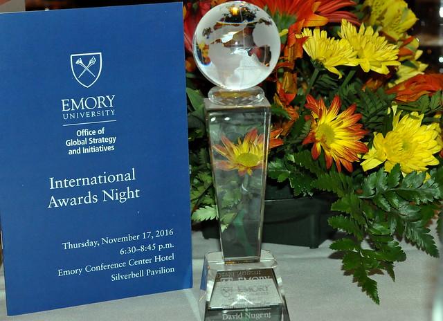 Creekmore Award 2016