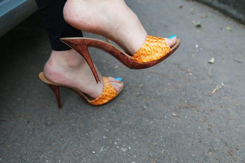 high heel bedroom slippers