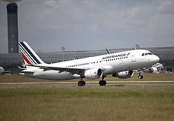 Air France A320 take off (Air France)