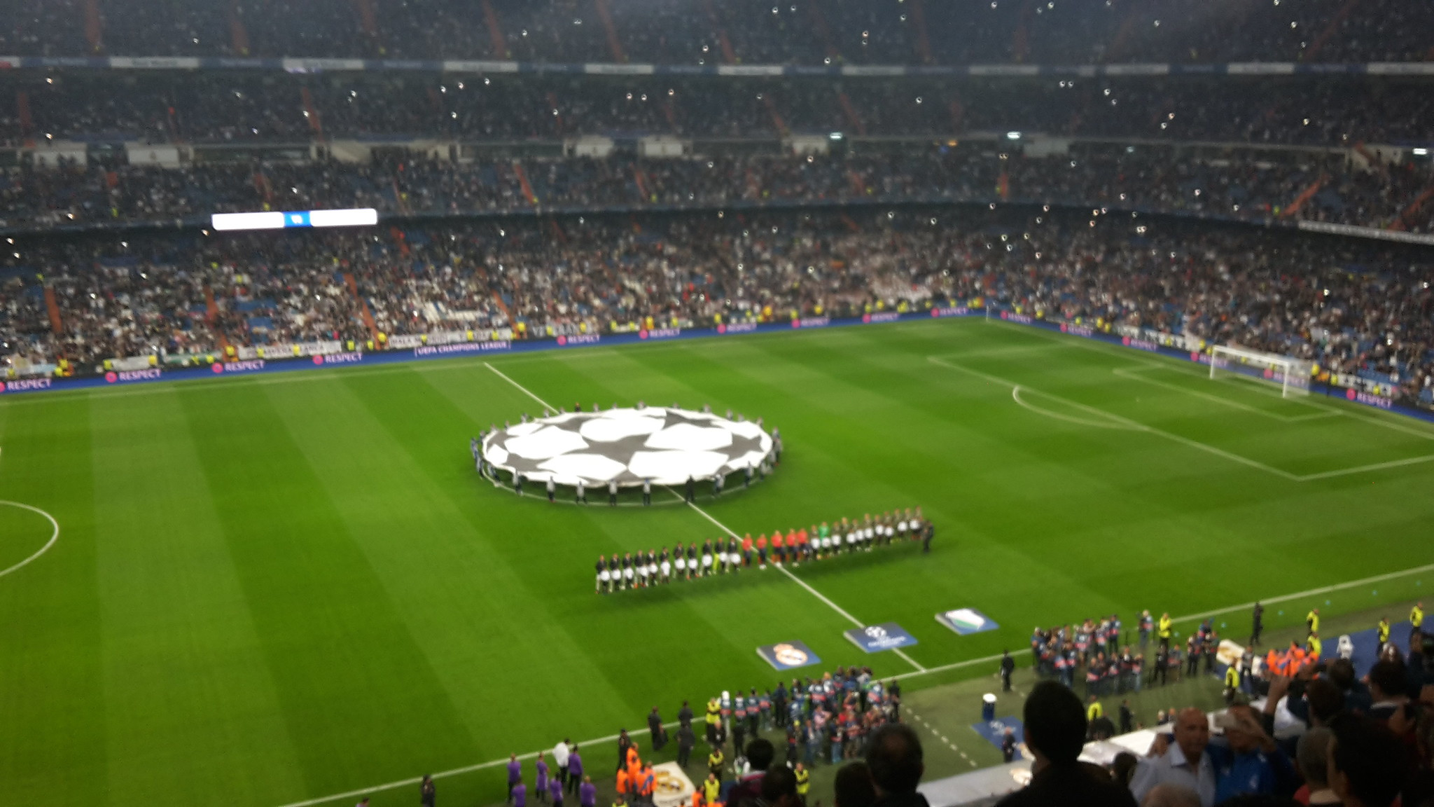 Real Madrid-Legia Warsaw