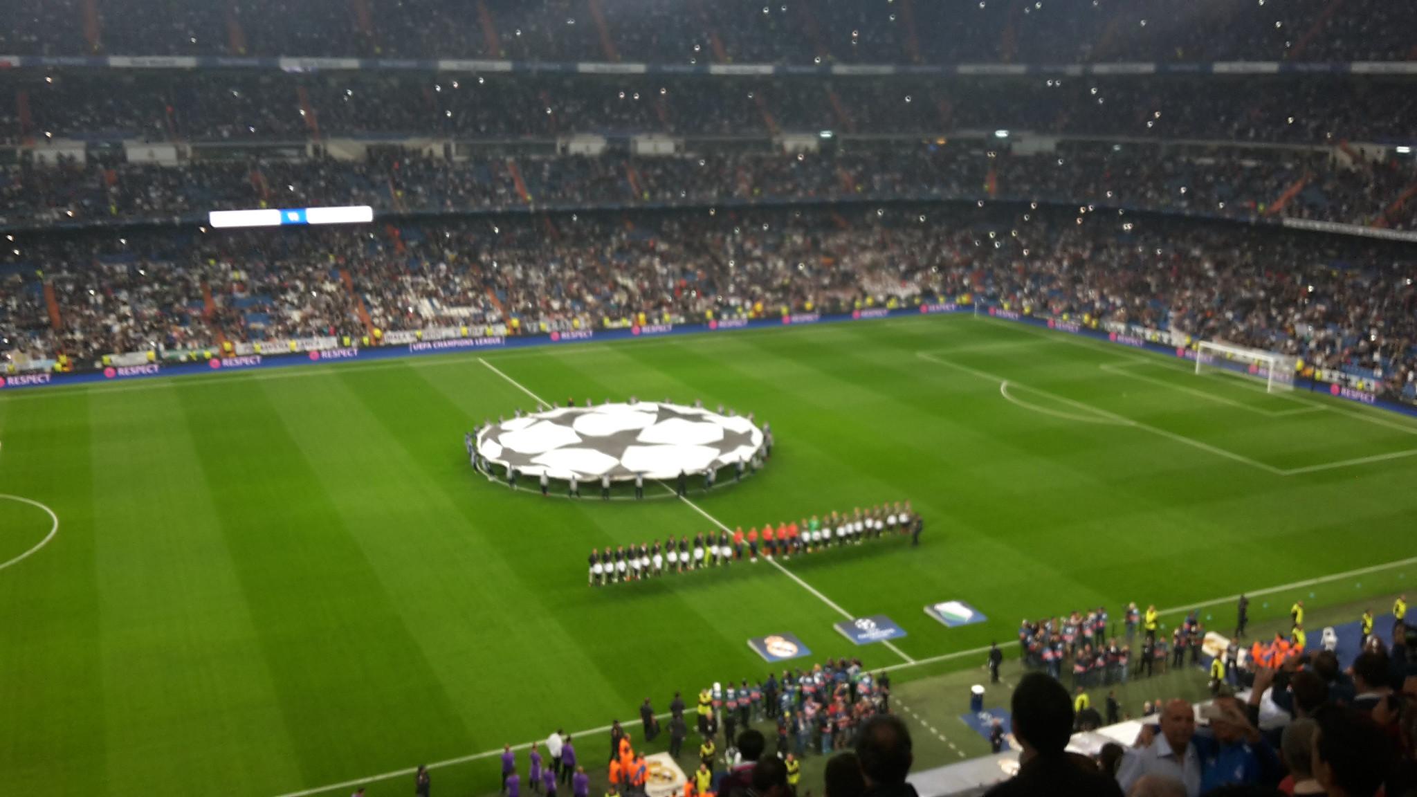 Real Madrid-Legia Warsaw