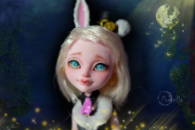 Bunny Blanc OOAK