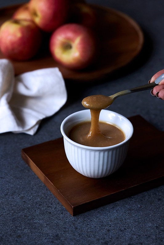 Slow Cooker Caramel Apple Butter