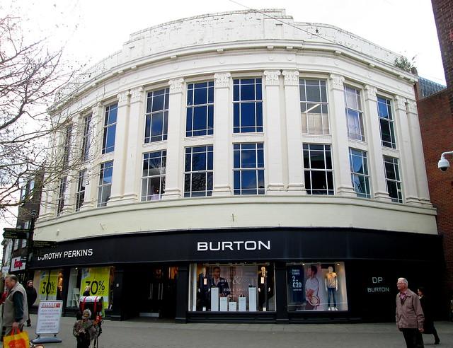 Burton's King's Lynn
