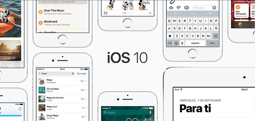Review del iOS 10