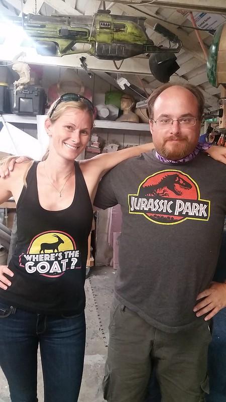 Jurassic T-shirt Club