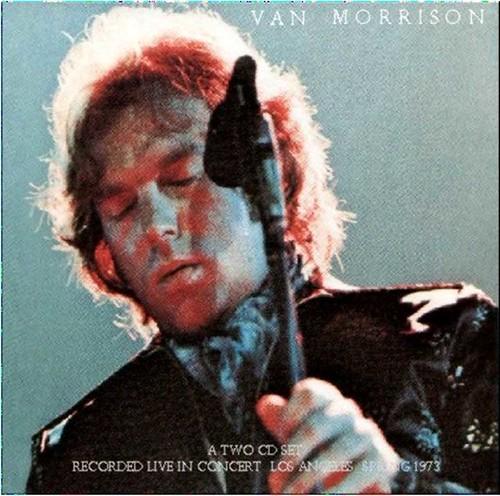 Van Morrison - Belfast Troubadour (front)