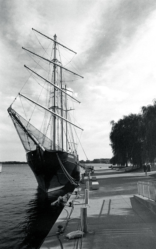 Moored Caledonia_