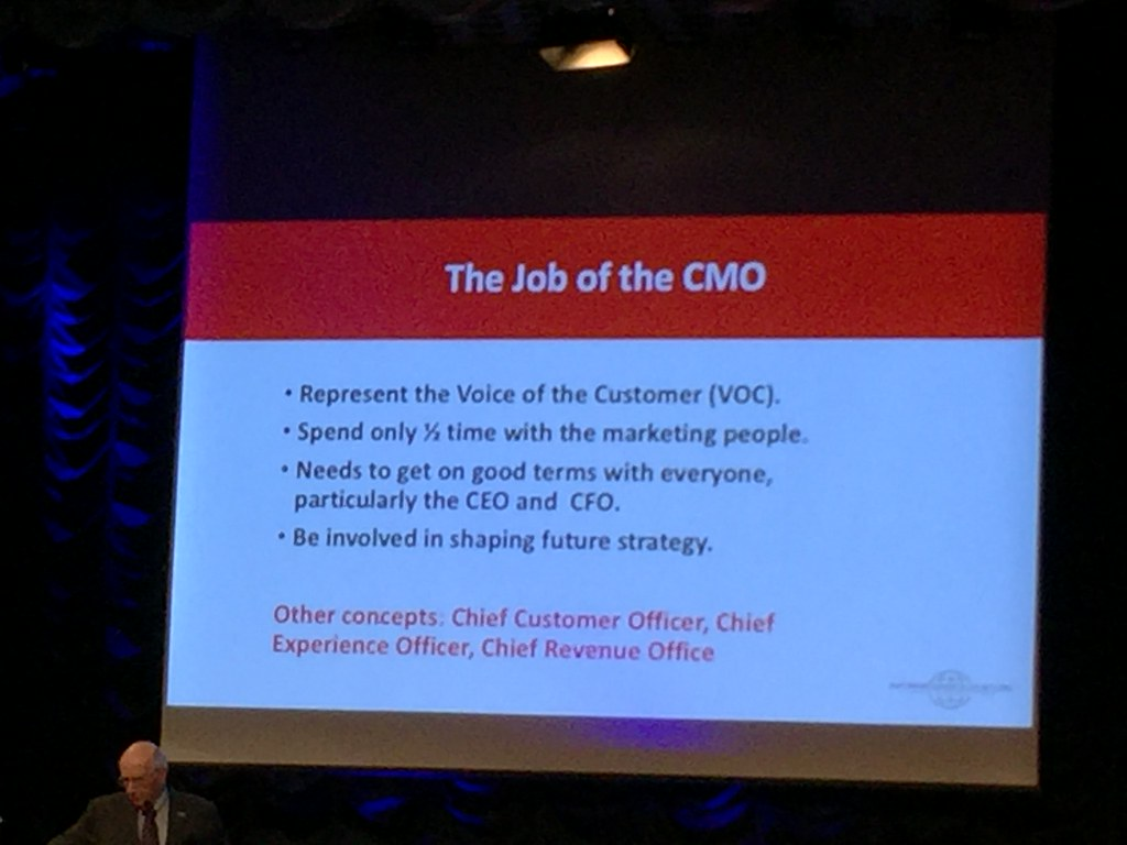 Tips till en CMO (Chief Marketing Officer)