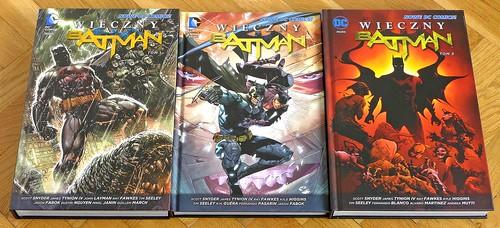 Egmont - New52 04 Batman Wieczny