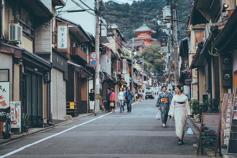 Kiyomizu temple清水寺|京都 Kyoto