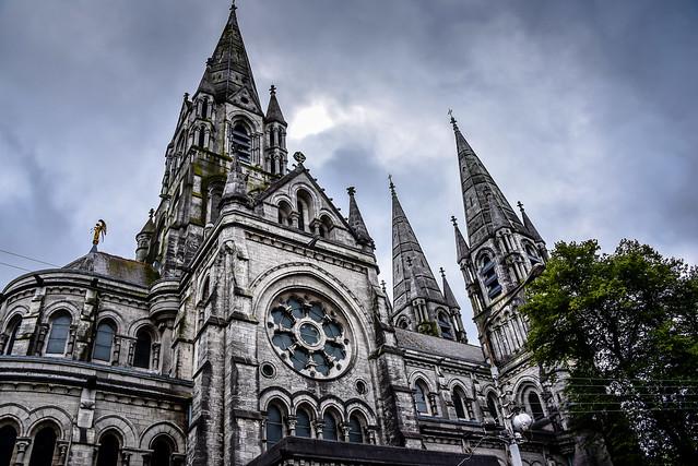 Saint Fin Barre's Cathedral - Cork Ireland