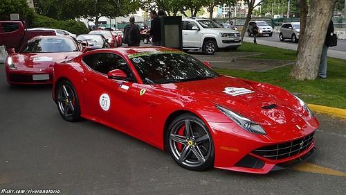 Ferrari F12berlinetta - Santiago, Chile