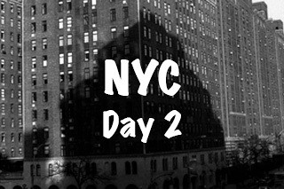 NYC Trip - Day 2 (Sunday March 27th, 2016)
