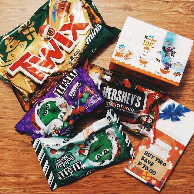 Landers - Chocolates