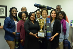 Healthy Campus 2020 Calorie Burn Winners 11.2.15