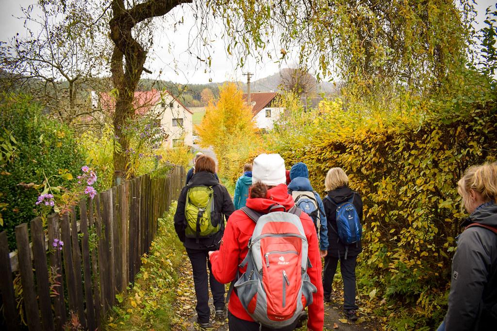 Von Hohenleipa nach Dittersbach