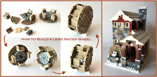 Water Wheel Tutorial