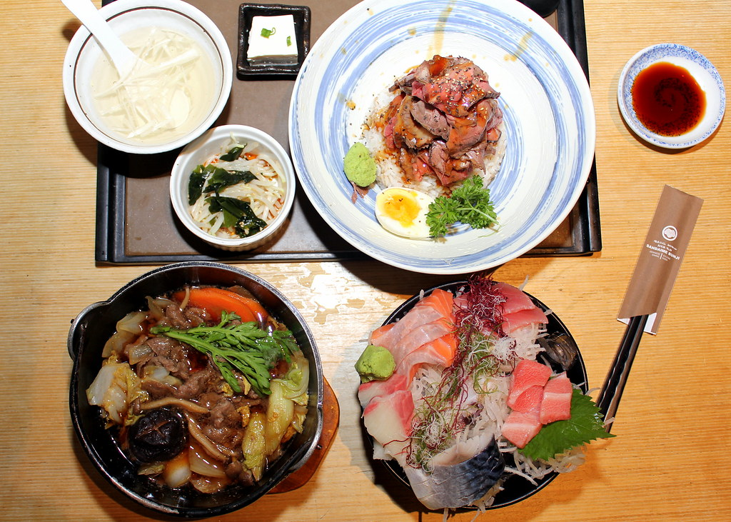 sandaime-bunji-food