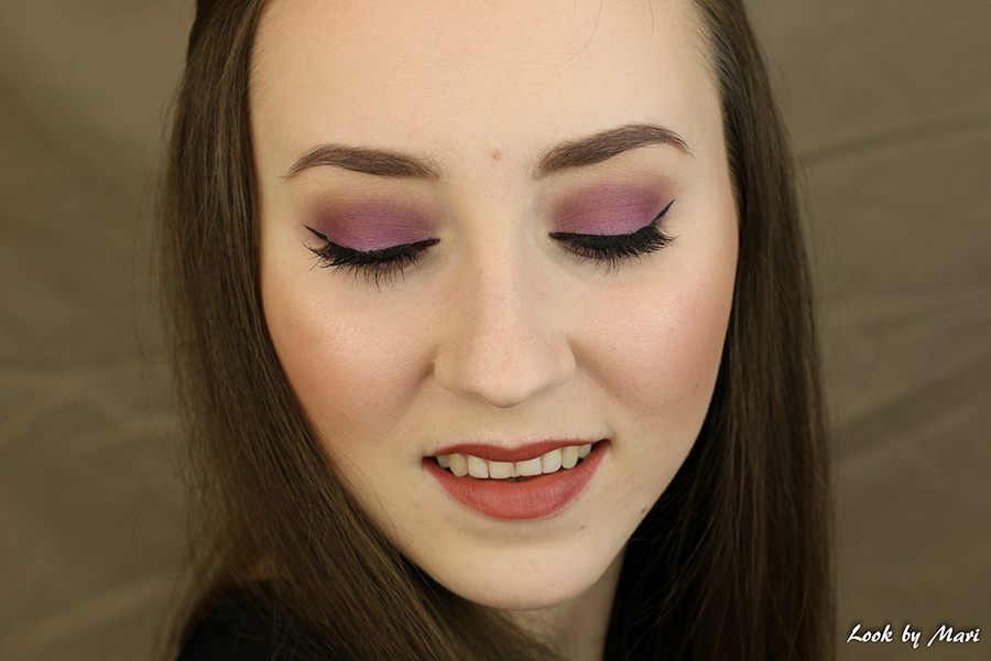 7 christmas makeup ideas winter lilac violet inspiration
