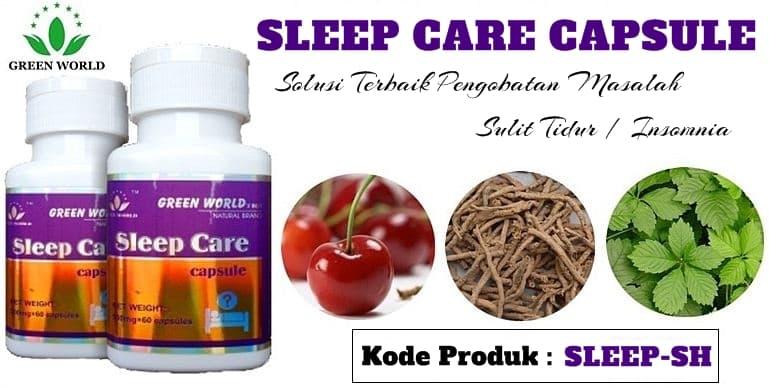 Efek Samping Mengkonsumsi Sleep Care Capsule