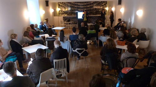 XVI Semana de la Ciencia Madrid. Conferencia de Alessandro Farini