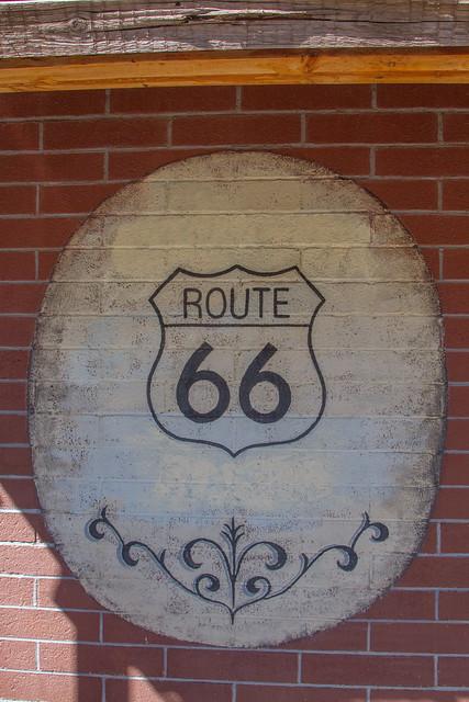Route 66 Art