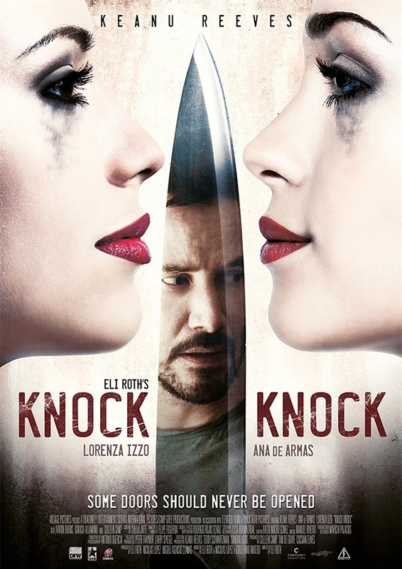 Knock Knock - Poster 1