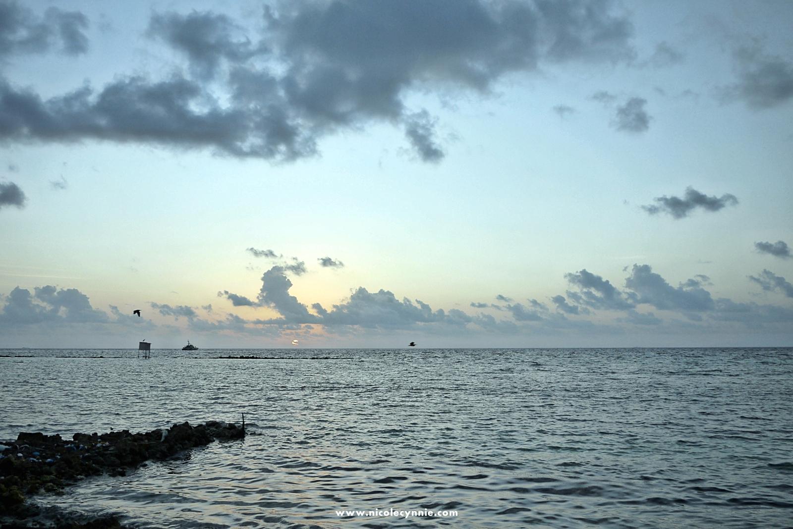 Maafushi_sunset