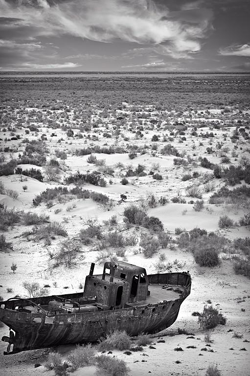 RP0401 RP0601 mpereda (Uzbekistán) - Aral, el mar maldito. - Tomada en Moynaq el 15092011