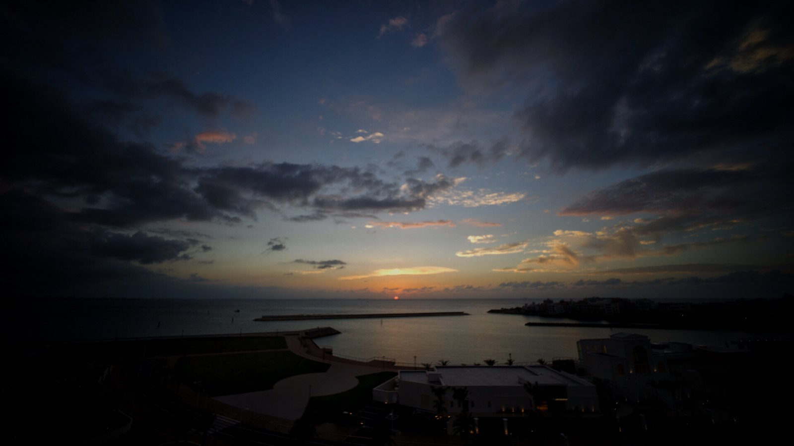 Okinawa Sunset: Almost Live