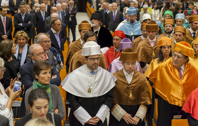 Doctorado honoris causa, Francisco J. Ayala