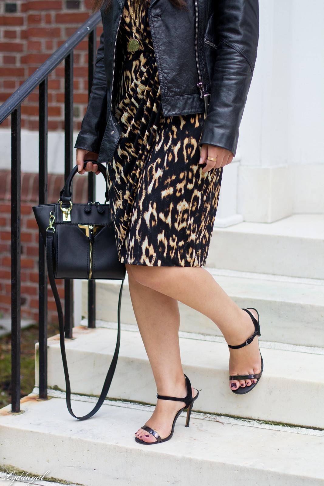 leopard dress, leather moto jacket, strappy heels-8.jpg