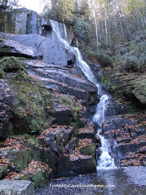 Eastatoe Falls 16